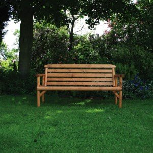 9390001 5ft Rustic Bench