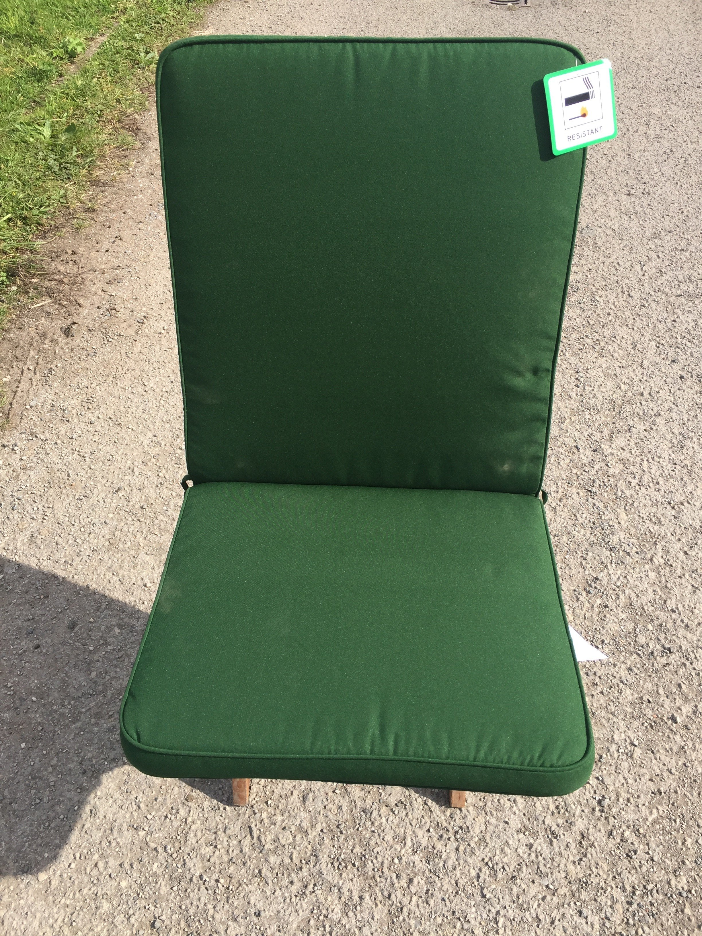 chair cushion with back simply wood